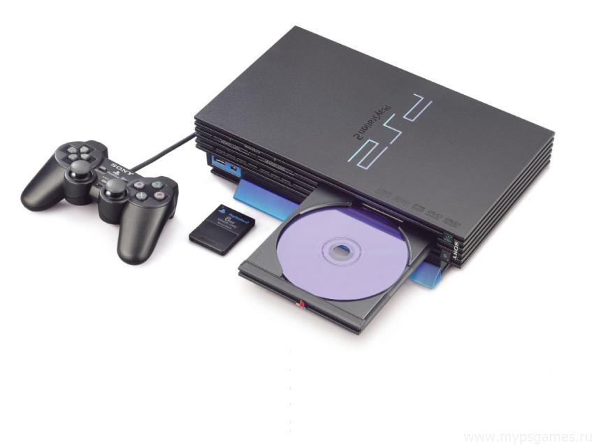 Старая PlayStation 2