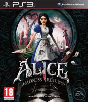 Игра Alice: Madness Returns на PlayStation