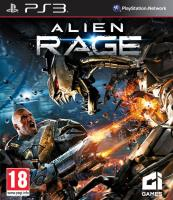 Игра Alien Rage на PlayStation