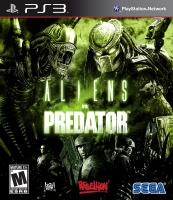 Игра Alien vs Predator на PlayStation