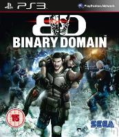 Игра Binary Domain на PlayStation