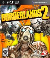 Игра Borderlands 2 на PlayStation