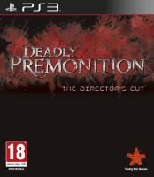 Игра Deadly Premonition на PlayStation