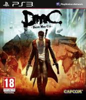 Игра DMC: Devil May Cry на PlayStation