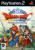 Игра Dragon Quest: The Journey of the Cursed King на PlayStation