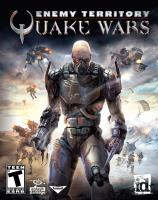 Игра Enemy Territory: Quake Wars на PlayStation