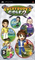 Игра Everybody's Golf 2 на PlayStation