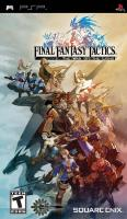 Игра Final Fantasy Tactics: War of Lions на PlayStation