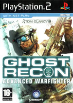 Игра Tom Clancy's Ghost Recon Advanced Warfighter на PlayStation