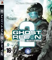 Игра Tom Clancy's Ghost Recon Advanced Warfighter 2 на PlayStation
