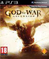 Игра God of War: Ascension на PlayStation