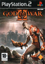 Игра God Of War II на PlayStation