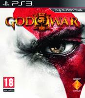 Игра God of War III на PlayStation