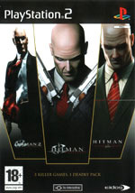 Игра Hitman 2: Silent Assassin на PlayStation