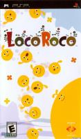 Игра LocoRoco на PlayStation