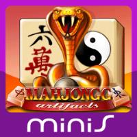 Игра Mahjongg Artifacts на PlayStation