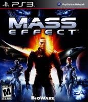 Игра Mass Effect на PlayStation