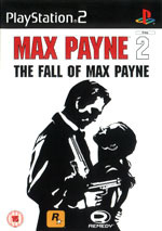 Игра Max Payne 2: The Fall of Max Payne на PlayStation