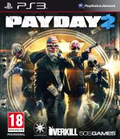 Игра PAYDAY 2 на PlayStation