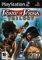 Игра Prince Of Persia Sands Of Time на PlayStation