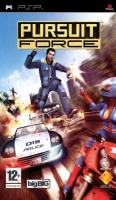 Игра Pursuit Force на PlayStation