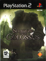 Игра Shadow Of The Colossus на PlayStation