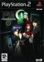 Игра Shin Megami Tensei: Persona 3 на PlayStation