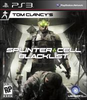 Игра Tom Clancy's Splinter Cell: Blacklist на PlayStation