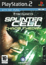Игра Tom Clancy's Splinter Cell Chaos Theory на PlayStation