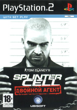 Игра Tom Clancy's Splinter Cell: Double Agent на PlayStation