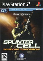 Игра Tom Clancy's Splinter Cell Pandora Tomorrow на PlayStation