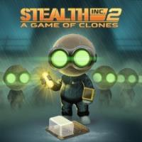 Игра Stealth Inc 2: A Game of Clones на PlayStation