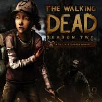 Игра The Walking Dead: Season Two на PlayStation