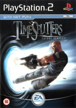 Игра Timesplitters: Future Perfect на PlayStation