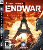 Игра Tom Clancy's EndWar на PlayStation