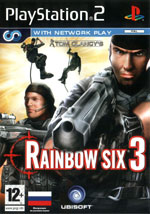 Игра Tom Clancy's Rainbow Six 3 на PlayStation