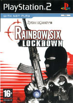 Игра Tom Clancy's Rainbow Six Lockdown на PlayStation