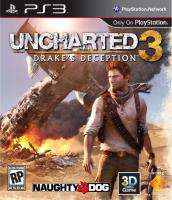 Игра Uncharted 3: Drake's Deception на PlayStation