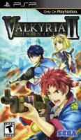 Игра Valkyria Chronicles 2 на PlayStation